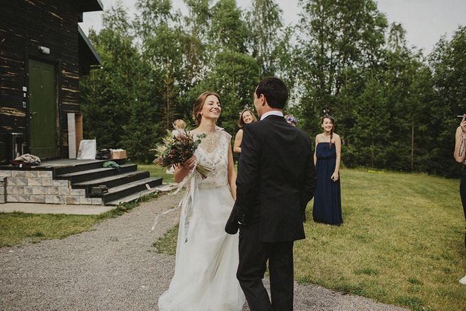 Olga and Rustam Wedding by Dasha Elfutina - 025