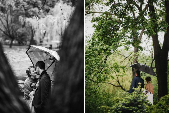 Olga and Volker Rainy Day Wedding by Dasha Elfutina - 026