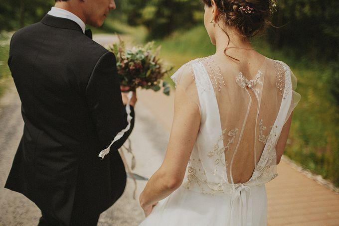 Olga and Rustam Wedding by Dasha Elfutina - 026