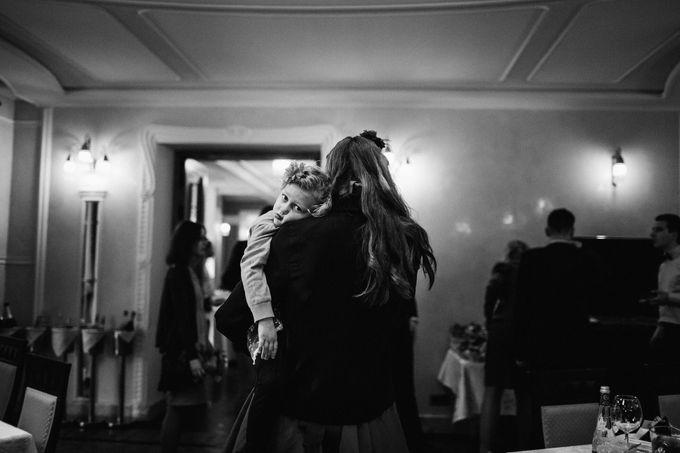 Olga and Volker Rainy Day Wedding by Dasha Elfutina - 033