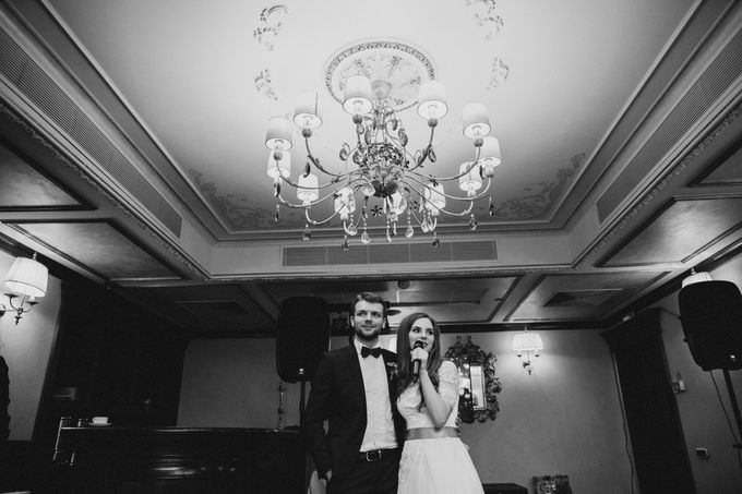 Anna and Roman Wedding by Dasha Elfutina - 045
