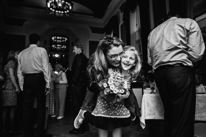 Olga and Volker Rainy Day Wedding by Dasha Elfutina - 046