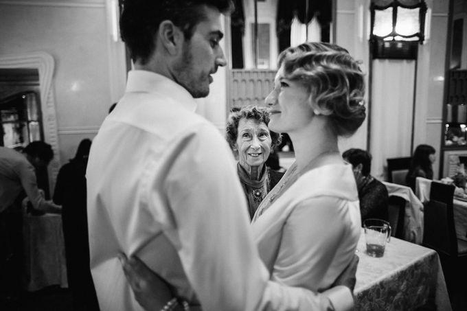 Olga and Volker Rainy Day Wedding by Dasha Elfutina - 048