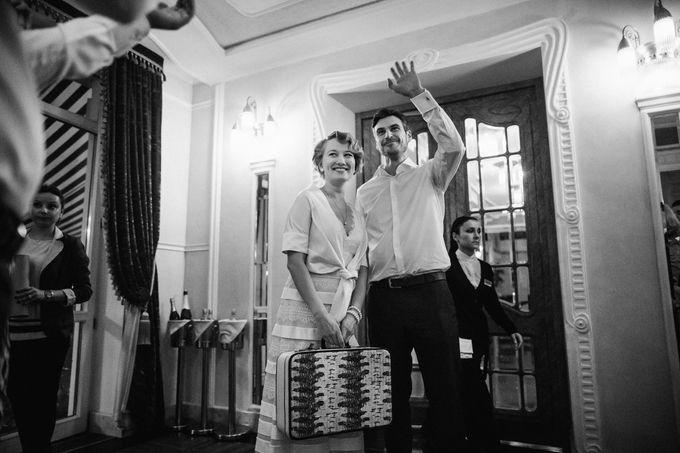 Olga and Volker Rainy Day Wedding by Dasha Elfutina - 049