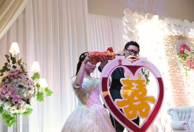 Reception of Sebastian & Sheila by Kayika Wedding Organizer - 003