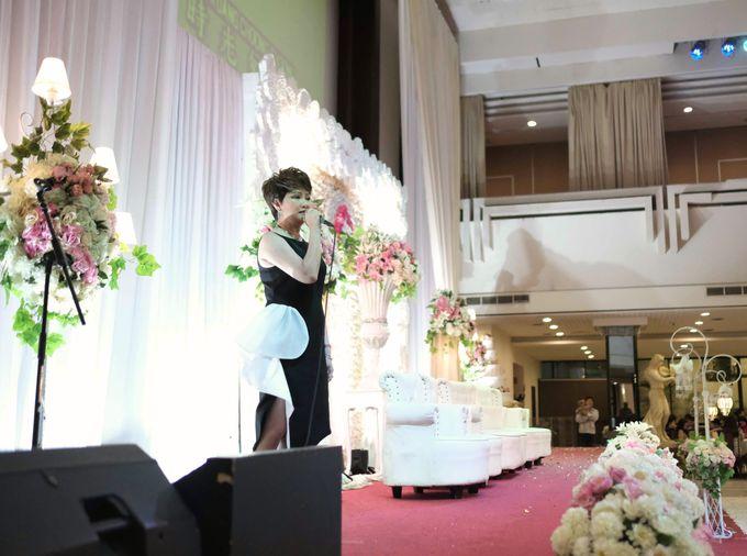 Reception of Sebastian & Sheila by Kayika Wedding Organizer - 008