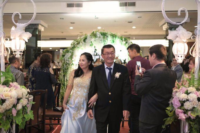 Reception of Sebastian & Sheila by Kayika Wedding Organizer - 004