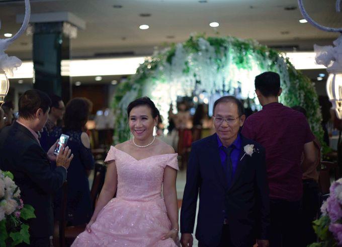 Reception of Sebastian & Sheila by Kayika Wedding Organizer - 005