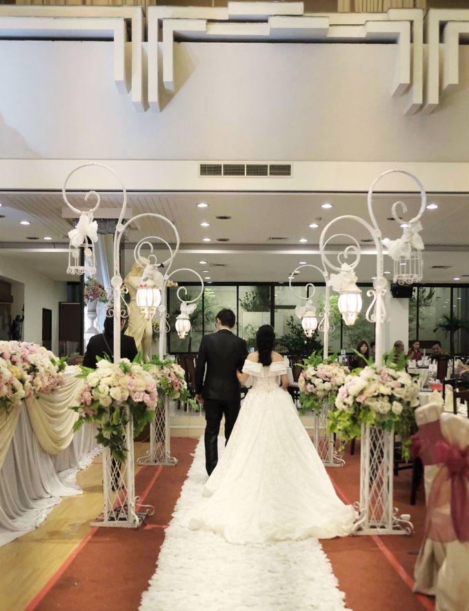 Reception of Sebastian & Sheila by Kayika Wedding Organizer - 007