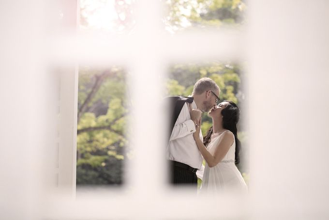 Stuart & Angie Prewedding Shoot by cosmo photo - 002