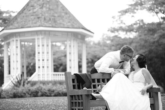 Stuart & Angie Prewedding Shoot by cosmo photo - 005