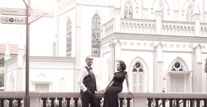 Stuart & Angie Prewedding Shoot by cosmo photo - 007