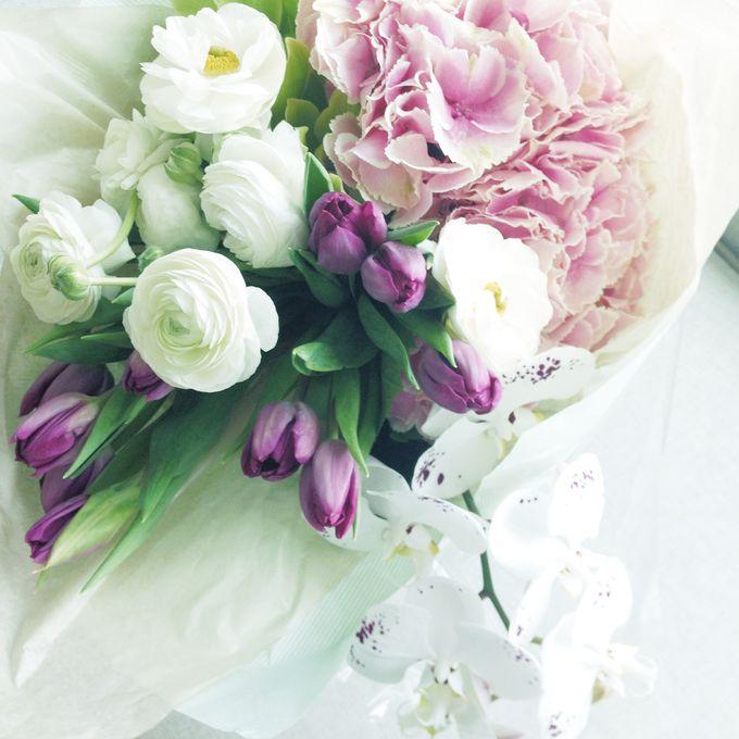 Various Celebration Floral Arrangements  by Fleuri - 003