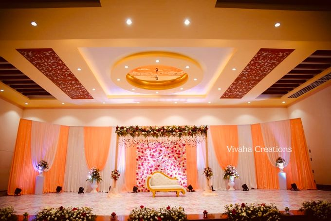 Wedding Decoration by Vivaha Creations - 003