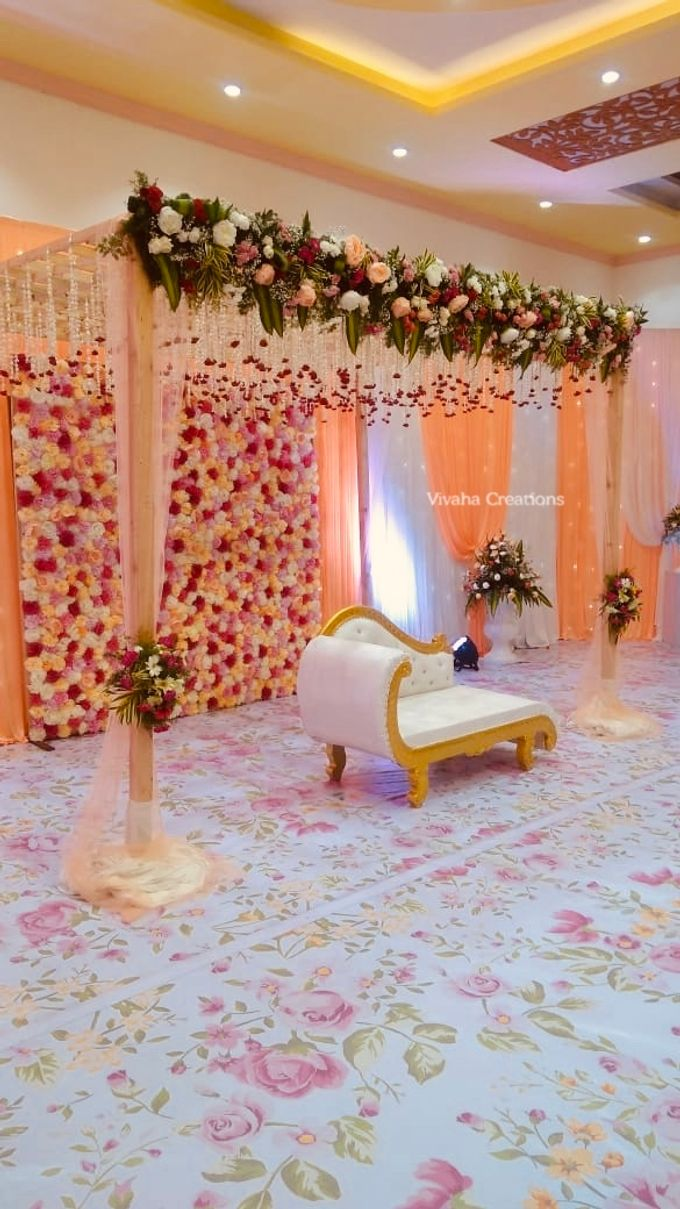 Wedding Decoration by Vivaha Creations - 004