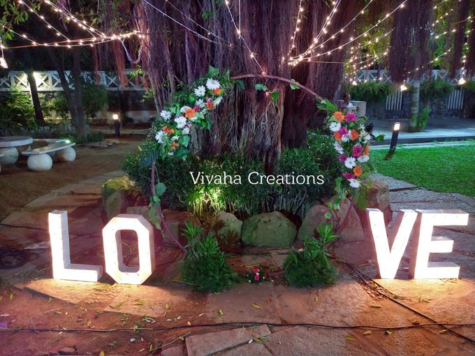 Wedding Decoration by Vivaha Creations - 010