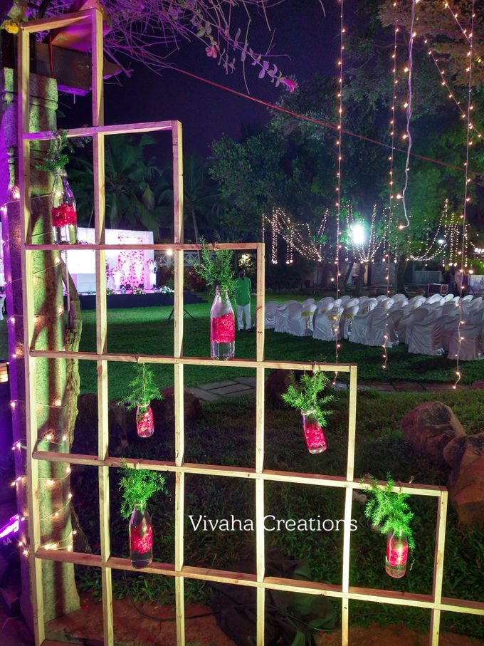 Wedding Decoration by Vivaha Creations - 011