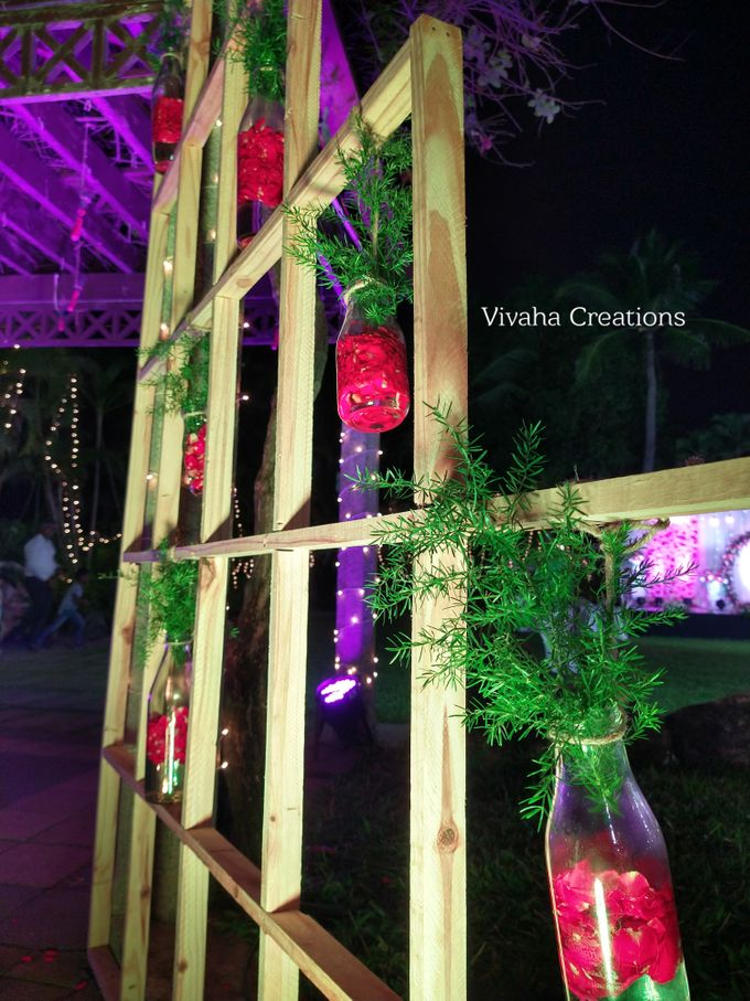 Wedding Decoration by Vivaha Creations - 009