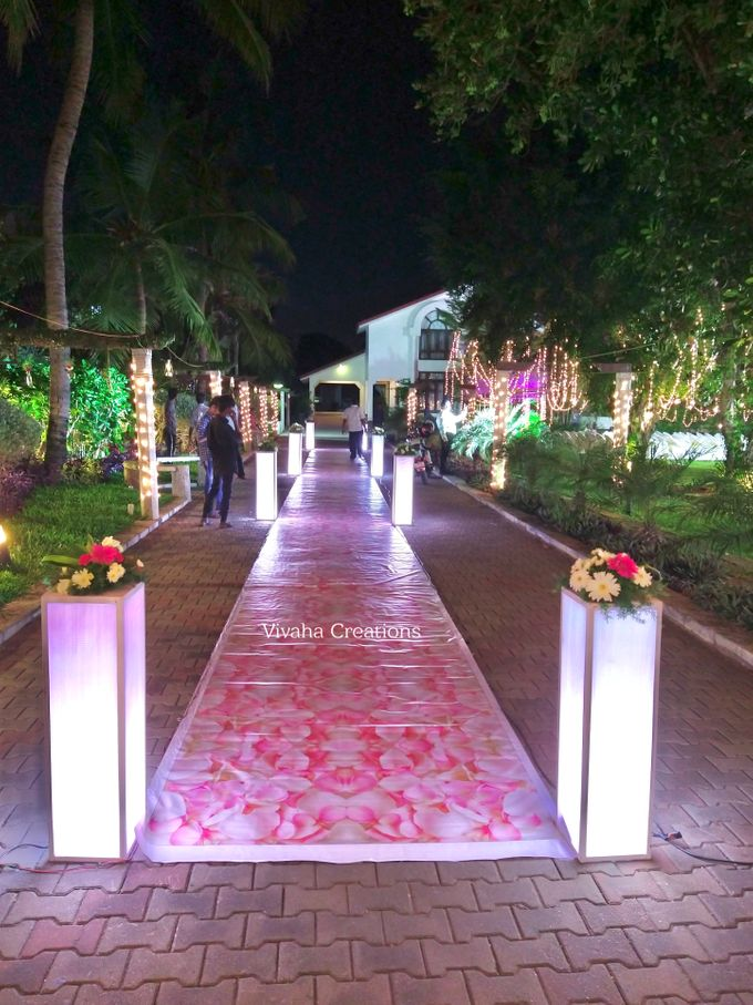 Wedding Decoration by Vivaha Creations - 006