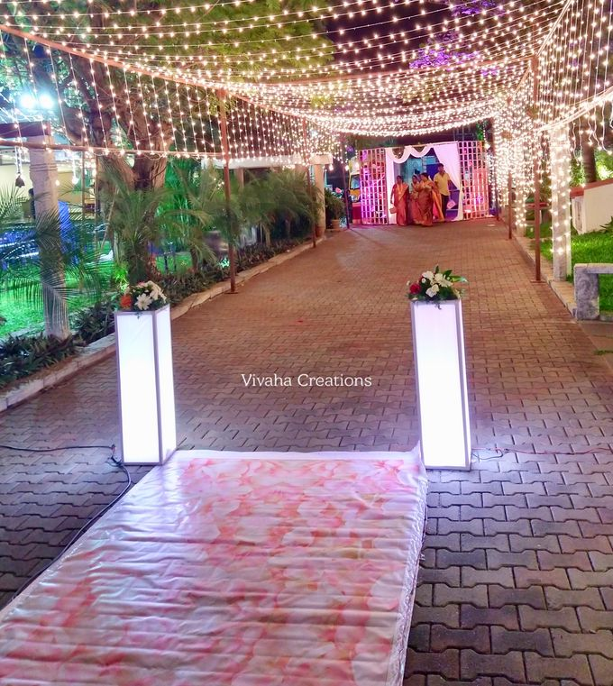 Wedding Decoration by Vivaha Creations - 008