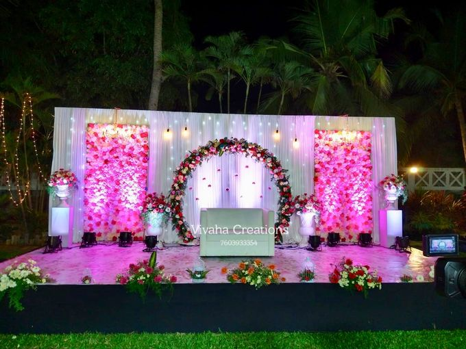 Wedding Decoration by Vivaha Creations - 005