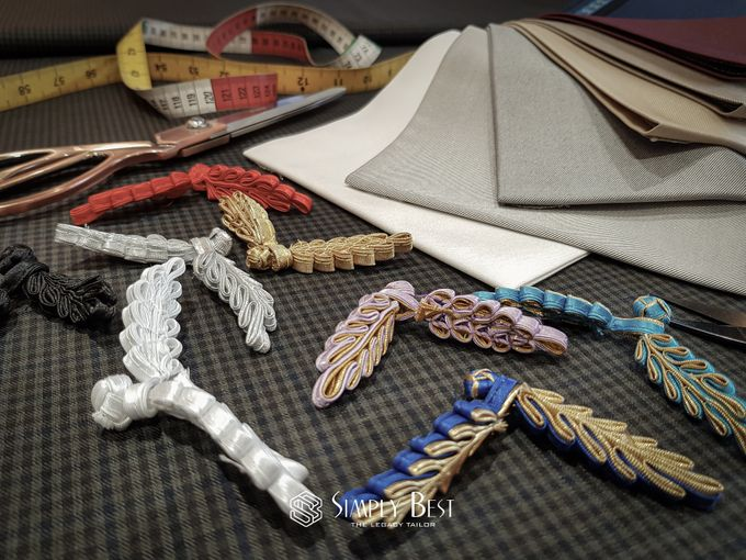 Collections by SIMPLY BEST TAILOR - 011