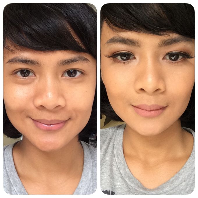 Soft Make up only by Be-You-Tiful by Taridays - 007