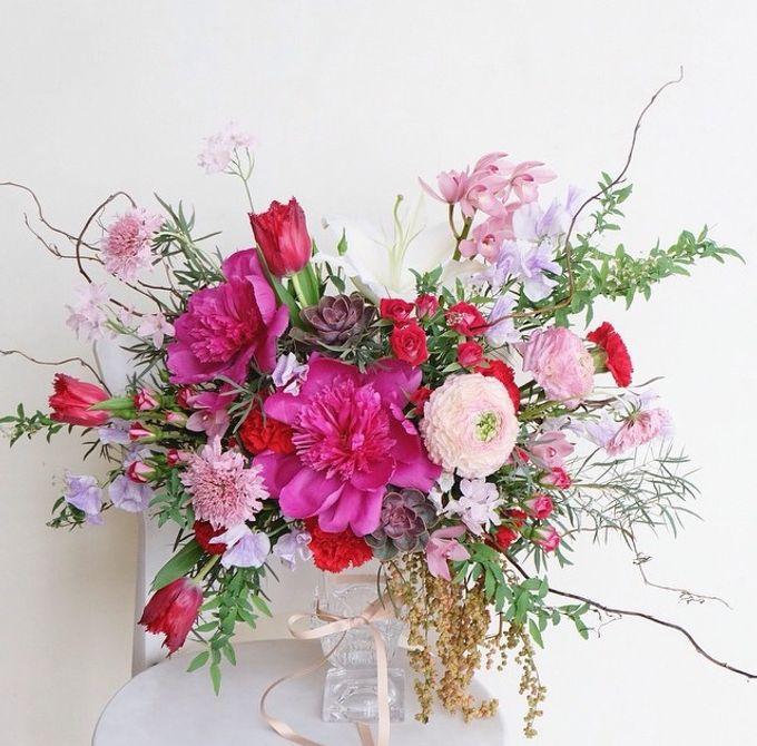 Daily Arrangements by Jasmine Florist - 015
