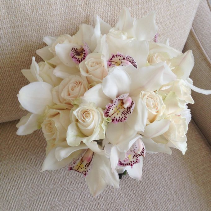 Wedding Bouquet by Twigs and Twine - 006