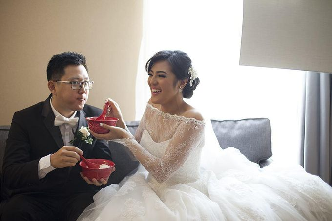Gatsby Theme Wedding - Ivan and Irene by Magnifica Organizer - 003