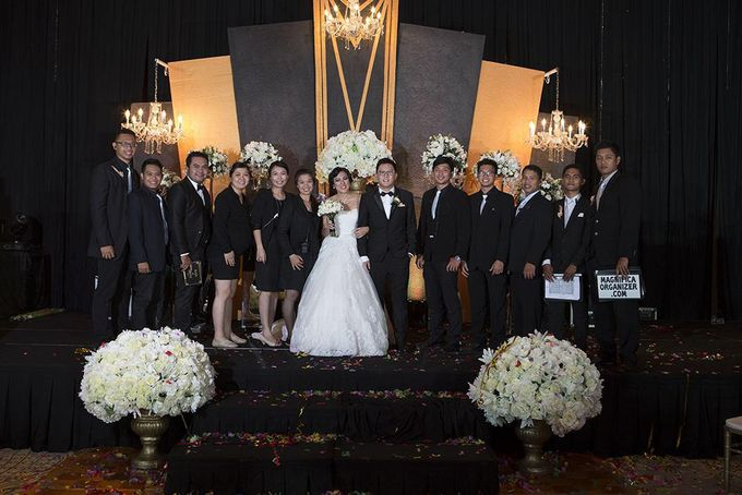 Gatsby Theme Wedding - Ivan and Irene by Magnifica Organizer - 004