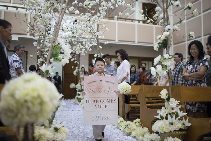 Gatsby Theme Wedding - Ivan and Irene by Magnifica Organizer - 009