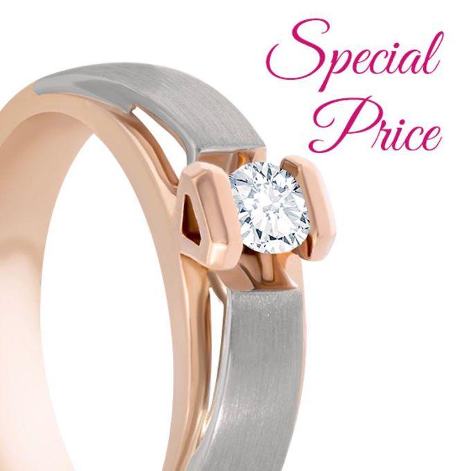 Harga Spesial Perhiasan Berlian (Cincin Wanita, Cincin Kawin, Liontin) by Passion Jewelry - 001