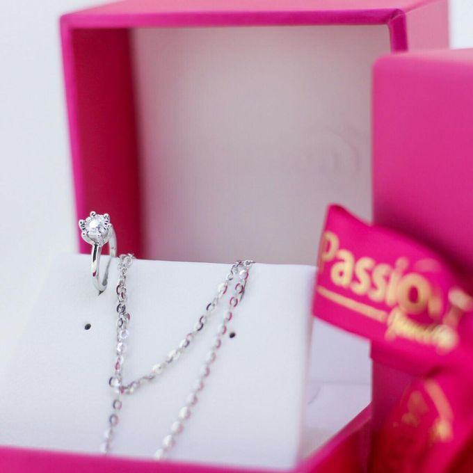 Diamond for life diamond for love by Passion Jewelry - 036