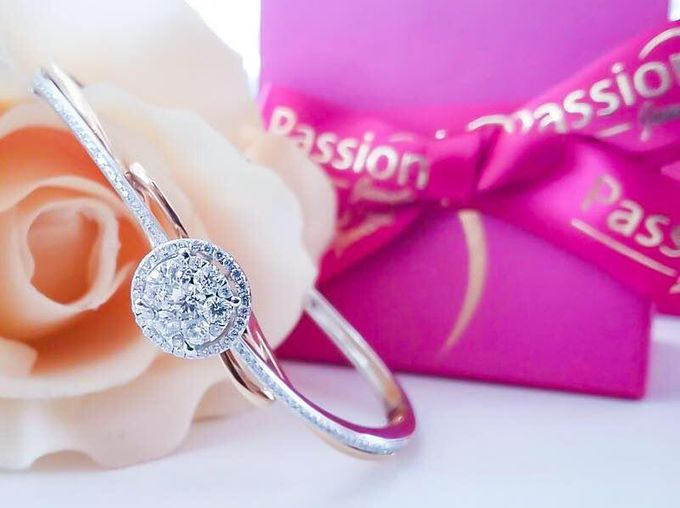 Diamond for life diamond for love by Passion Jewelry - 046