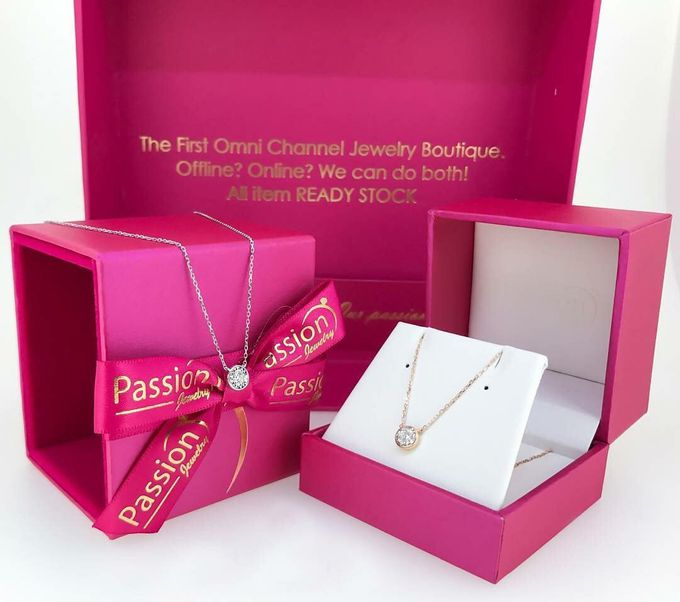 Diamond for life diamond for love by Passion Jewelry - 047
