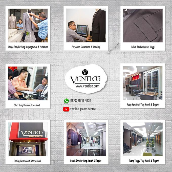 Video Trend Jas Pengantin 2019 - A Legend Of His Own by Ventlee Groom Centre - 002