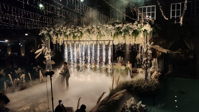 The Wedding of Renata & Erwin by GH Universal Hotel - 050