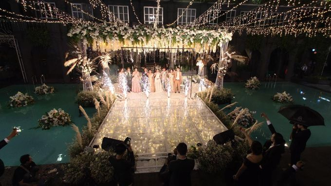 The Wedding of Renata & Erwin by GH Universal Hotel - 049