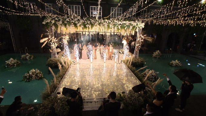 The Wedding of Renata & Erwin by GH Universal Hotel - 048
