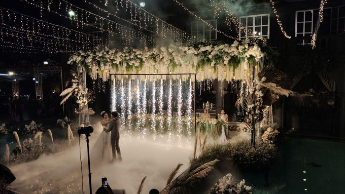 The Wedding of Renata & Erwin by GH Universal Hotel - 047