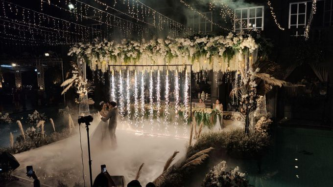 The Wedding of Renata & Erwin by GH Universal Hotel - 046