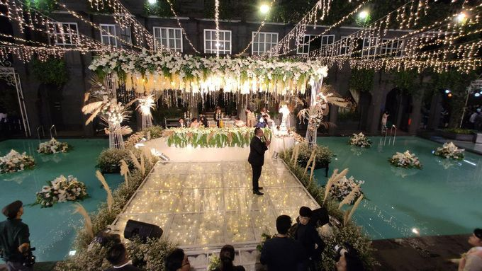 The Wedding of Renata & Erwin by GH Universal Hotel - 043