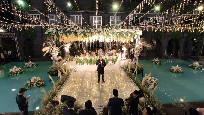 The Wedding of Renata & Erwin by GH Universal Hotel - 041