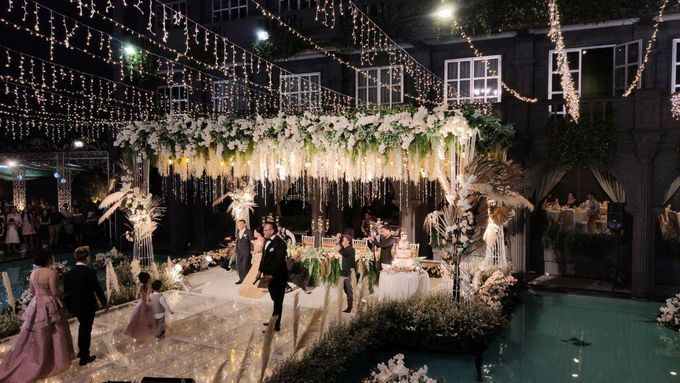 The Wedding of Renata & Erwin by GH Universal Hotel - 040
