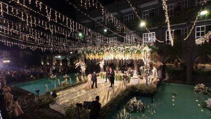 The Wedding of Renata & Erwin by GH Universal Hotel - 039