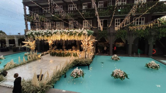 The Wedding of Renata & Erwin by GH Universal Hotel - 033