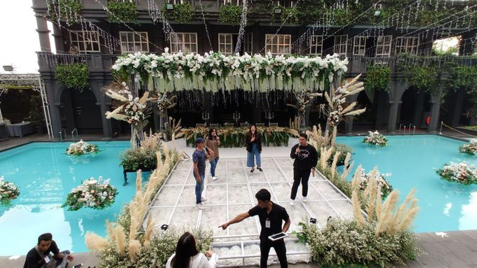 The Wedding of Renata & Erwin by GH Universal Hotel - 029