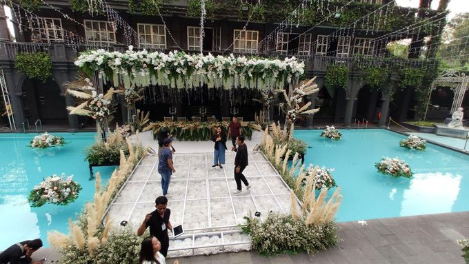 The Wedding of Renata & Erwin by GH Universal Hotel - 028