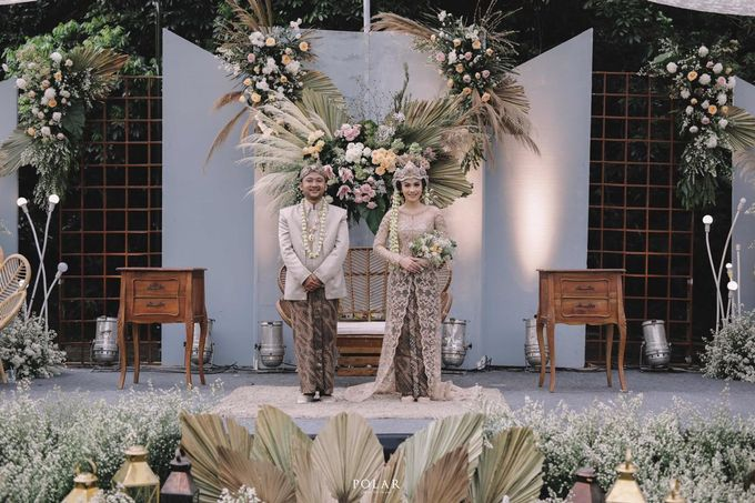 From Astrid & Nur Wedding at Bumi Samami by Signore Gift - 001